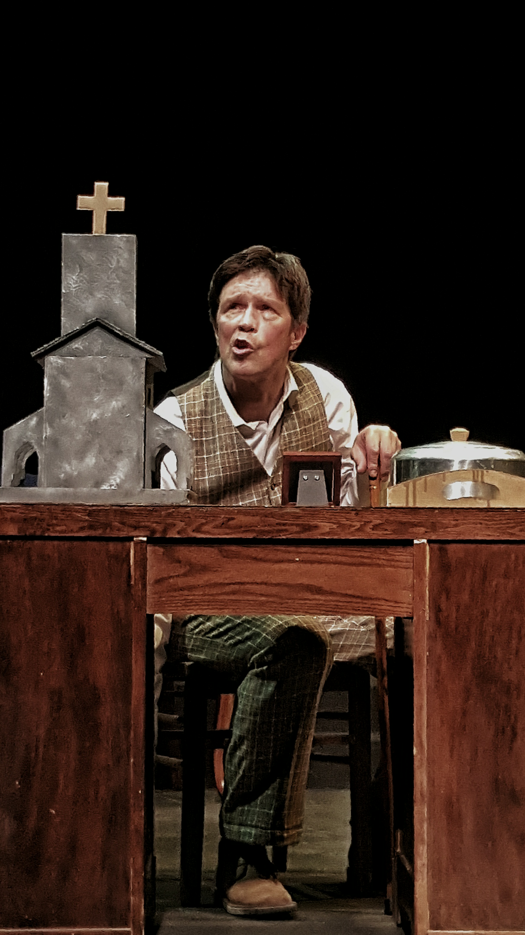 The Elephant Man By Bernard Pomerance Tin Roof Theatre